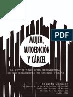 Mujer, Autoedición y Cárcel - Yolanda Catalán