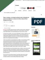Dunas e Restingas, Um Imbroglio Ambiental Criado e Alimentado Por Excesso de Amadorismo e Escassez de Ciência, Artigo de Álvaro Rodrigues Dos Santos - EcoDebate