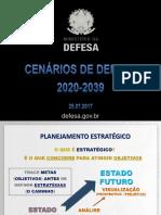 Cenários de Defesa 2020 - 2039