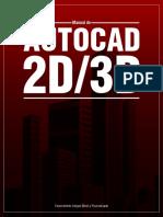 Manual de Autocad 2d y 3d