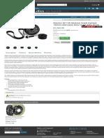 weistech torsional damper pulley