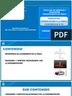 Conferencia 05. Diagramas y Gráficos Relacionados Con La Experimentación