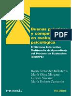Buenas prácticas y competencias en evaluación psicológica - Rocío Fernández-Ballesteros.pdf