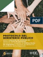 Protocolo Del Ministerio Público Para La Atención de Víctimas Del