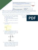 Recuperación 2do Periodo de Ciencias Naturales Física 11