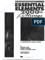 Essential Violin PDF