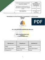 Anexo 3. Programa de Capacitacion