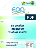 Capacitacion Gestion Residuos Solidos