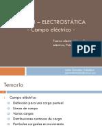 Electrostática - 3 - Campo eléctrico.pdf