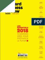Harvard Business Review Hors-Série - Les Essentiels 2018