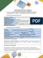 Guía de Actividades y Rúbrica de Evaluación Taller 5. Aprendizaje Colegial e Innovación (1)