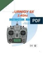 Manual Turnigy 9X