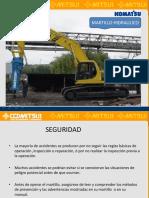 Presentación Martillo Hidraulico BARRICK- LAGUNAS NORTE