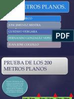 200 Metros Planos PAINT