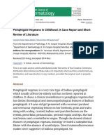 Pemphigoid Vegetans in Childhood_ A Case Report and Short Review of Literature.pdf