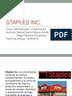 Staples Inc (1)