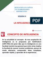 inteligencia en el RM