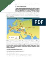 Marco Geográfico de La Lengua. El Indoeuropeo. Las Lenguas de España_ Lenguas Romances y No Romances