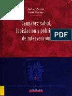 ARANA, Xabier - MARKEZ, Iñaki - Cannabis - salud, lesgilación y políticas de intervención.pdf