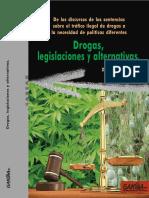ARANA. Xabier - Drogas Legislaciones y Alternativas (1)