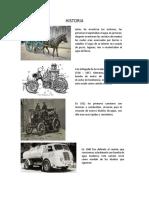 Camion Cisterna Historia