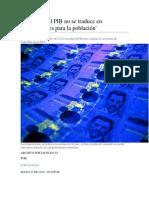 La Economia en Colombia