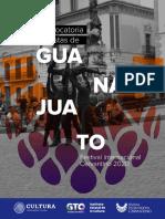 Convocatoria Artistas FIC GTO 2020