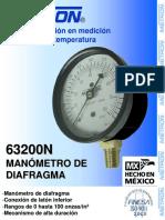 Metron Ficha 63200