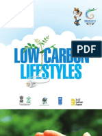 Low Carbon Life Styles