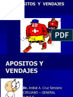 Apositos y Vendajes Umss
