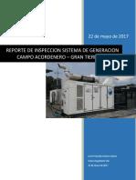 Reporte de Visita Campo Acordeonero