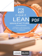eBook - O Que é Lean Manufacturing