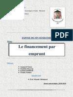 Exposé Gestion de Projet Et Montage Financier (2)