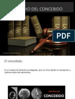 Derecho Concebido
