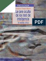 LA CARA OCULTA DE LOS TEST DE INTELIGENCIA - Anastasio Ovejero Bernal.pdf
