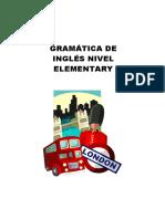 gramatica inglés