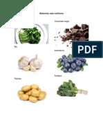 Alimentos más nutritivos.docx
