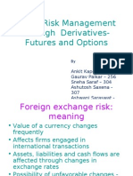International Finance Risk