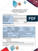 Activity guide and evaluation rubric - Unit 2 Activity 4 Speaking Task - Activity delivery.docx