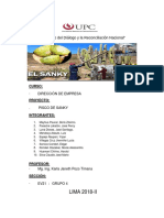 _proyecto de Emprendimiento_dirección de Empresas_sanky
