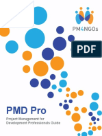 Project Management for Development Professionals Guide (PMD P- V 1.9[1]