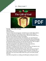 The Gift of God.docx