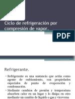 7 Ciclo de Refrigeración Por Compresión de Vapor