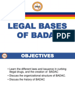 MODULE 3 - Session1. BADAC Legal Basis.pptx