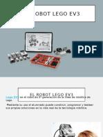 El Robot Lego Ev3 Partes