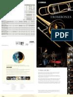 Catalogo de trombon shager