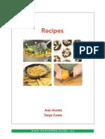 Recipes Print