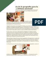 Importancia de la geografía para la seguridad y defensa nacional.doc