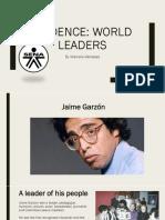 Jaime Garzon Leader W