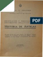 Gallinal- Historia de Artigas